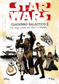Star Wars. Cuaderno Galáctico 2