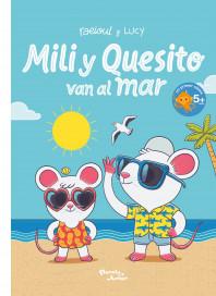 Mili y Quesito van al mar
